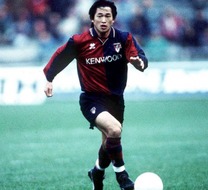 1994-95 Genoa Maglia Match Worn #14 Home XL
