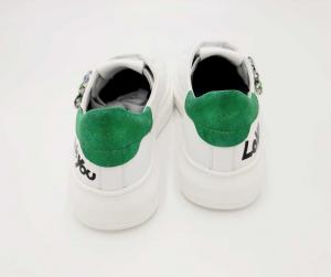 Sneakers fiore Gio+