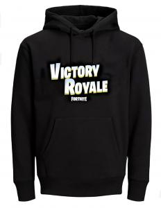 Fortnite Felpa Victory Royale Ragazzo  taglie da 10 a 16 anni Primavera 2021