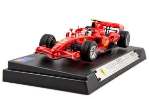 Ferrari F1 2007 Kimi Raikkonen Australian GP 1/18 Hot Wheels