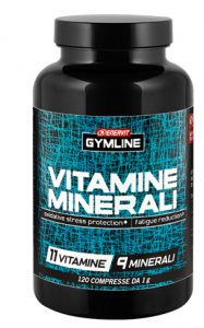 GYMLINE VITAMINE/MINERAL120CPR