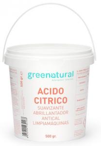 GREENATURAL ACIDO CITRICO 500G