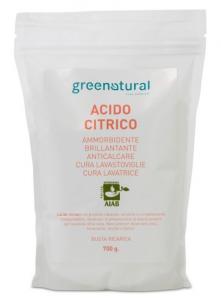 GREENATURAL ACIDO CITRICO RIC