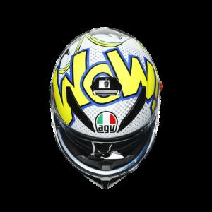 Casco AGV K3 SV Bubble
