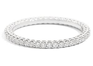 ReCarlo Anello Anniversary - Diamanti ct. 0,77