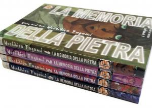 LA MEMORIA DELLA PIETRA Serie COMPLETA 1/4