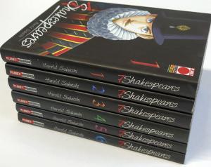 7 SHAKESPEARS Serie COMPLETA 1/6