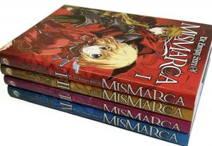 MISMARCA 1/4 Serie COMPLETA