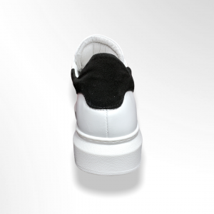 Sneakers Bianca Esclusive - Made in Italy