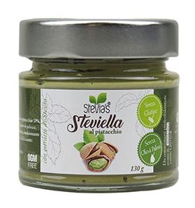 STEVIA'S STEVIELLA PISTACC130G