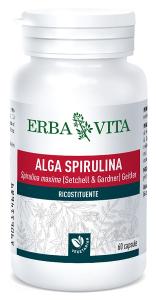 ALGA SPIRULINA 60CPS 450MG