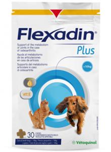 FLEXADIN PLUS CANI S&GAT 30TAV