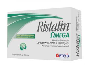 RISTATIN OMEGA 30CPS