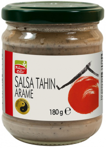 TAHIN ARAME SALSA 180G BIO