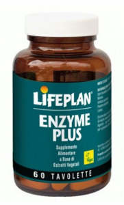 ENZYME PLUS 60TAV