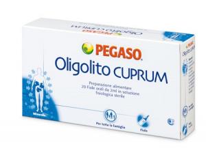OLIGOLITO CUPRUM 20F 2ML