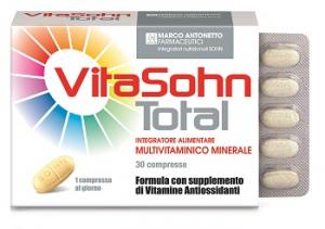VITASOHN TOTAL 30CPR