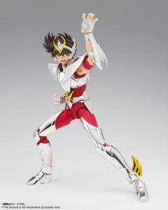 *PREORDER* Saint Seiya Myth Cloth EX: PEGASUS SEIYA (Final Bronze Cloth) by Bandai