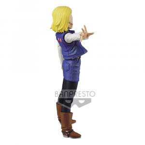 *PREORDER* Dragon Ball Z - Match Makers: ANDROID C18 by Banpresto
