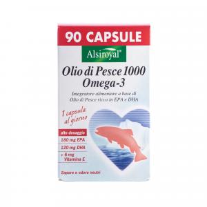 OLIO DI PESCE 1000 OMEGA 3