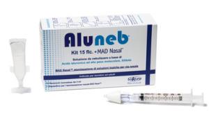 ALUNEB KIT ISO 15FL+MAD NASAL