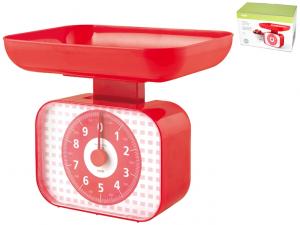 Bilancia da cucina rossa da 10kg
