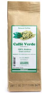 CAFFE' VERDE GRANI CONT 200G