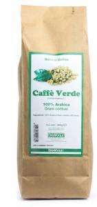 CAFFE' VERDE GRANI CONT 1000G