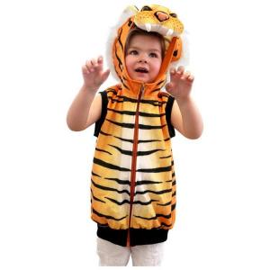 Costume-gilet per Carnevale bambini Tigre