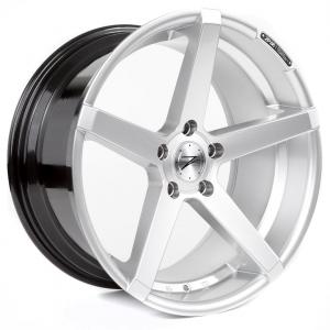 Cerchi in lega  Z-Performance  ZP.06  20''  Width 10   5x120  ET 35  CB 72,6    Sparkling Silver