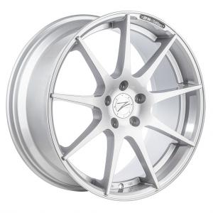 Cerchi in lega  Z-Performance  ZP.08  20''  Width 9   5x112  ET 35  CB 66,6    Sparkling Silver