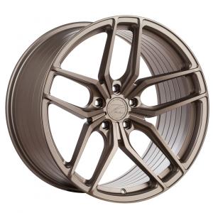 Cerchi in lega  Z-Performance  ZP2.1  19''  Width 8,5   5x120  ET 20  CB 72,6    FlowForged Matte Carbon Bronze