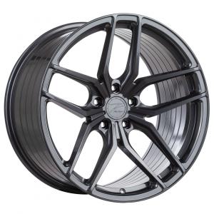 Cerchi in lega  Z-Performance  ZP2.1  20''  Width 9   5x120  ET 30  CB 72,6    FlowForged Gloss Metal