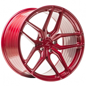 Cerchi in lega  Z-Performance  ZP2.1  20''  Width 9,5   5x120  ET 22  CB 72,6    Blood Red