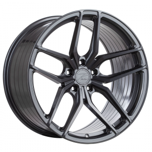 Cerchi in lega  Z-Performance  ZP2.1  20''  Width 9,5   5x120  ET 22  CB 72,6    FlowForged Gloss Metal