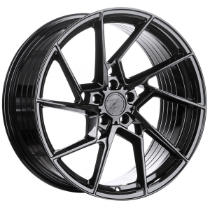 Cerchi in lega  Z-Performance  ZP3.1  21''  Width 10   5x112  ET 35  CB 66,6    FlowForged Gloss Black