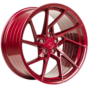 Cerchi in lega  Z-Performance  ZP3.1  20''  Width 9   5x120  ET 20  CB 72,6    Blood Red