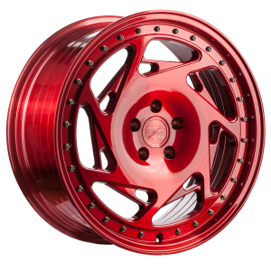 Cerchi in lega  Z-Performance  ZP5.1  19''  Width 8,5   5x112  ET 45  CB 66,6    Brushed Candy Red