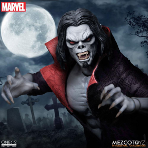 *PREORDER* Marvel Universe Light-Up: MORBIUS by Mezco Toys
