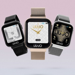 LIU JO Orologio Luxury, Smartwatch Black