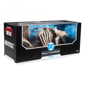 *PREORDER* DC Multiverse Vehicle BATCYCLE BATMAN Dark Nights Death Metal by McFarlane Toys