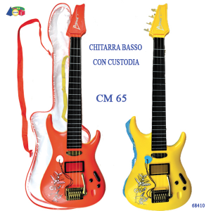 CHITARRA/BASSO C/CUSTODIA 68410 GINMAR srl