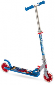 MONOPATTINO SCOOTER SPIDERMAN 18394 MONDO S.P.A.