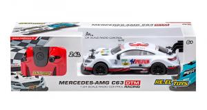 MERCEDES AMG C63 DTM 1:24 R/C 2237 REEL TOYS