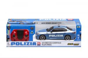 ALFA GIULIA POLIZIA RC 1/24 2200 REEL TOYS