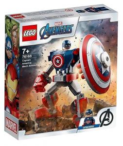 LEGO 76168 Super Heroes CAPITAN AMERICA 76168 LEGO S.P.A.