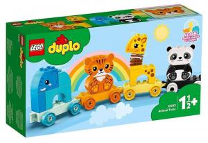LEGO 10955 Il treno degli animali 10955 LEGO S.P.A.