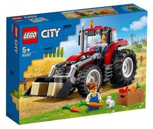LEGO CITY 60287 Trattore 60287 LEGO S.P.A.