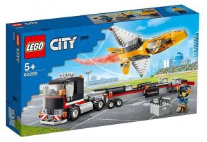 LEGO 60289 Trasportatore di jet acrobatico 60289 LEGO S.P.A.