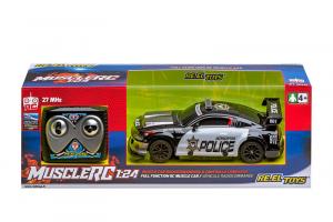 MUSCLE POLICE - radiocomando a controllo completo - scala 1:24 2292 REEL TOYS